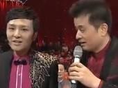 点击观看:2014央视元宵晚会《金玉满堂》傅琰东 毕福剑