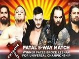 点击观看WWE ME 2017年5月27日