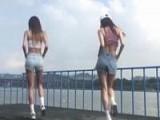 美女 鬼舞步 1
