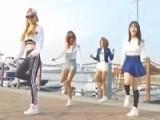 美女 鬼舞步 4
