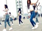广场舞 美女鬼步舞 1