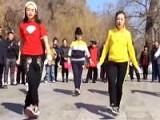 广场舞 美女鬼步舞 5