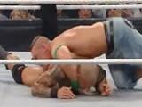WWE夏季狂潮2009《塞纳VS兰迪奥顿》